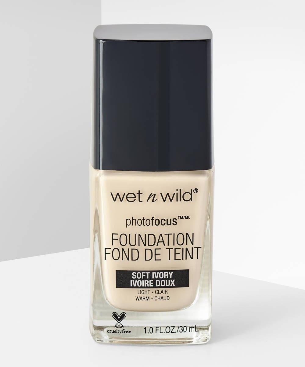 wet n wild foundation - photo focus type.