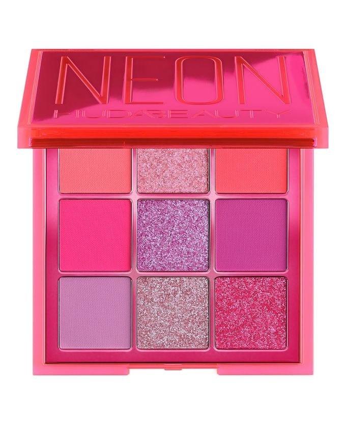 Pink Neon Pink Palette by HUDA.