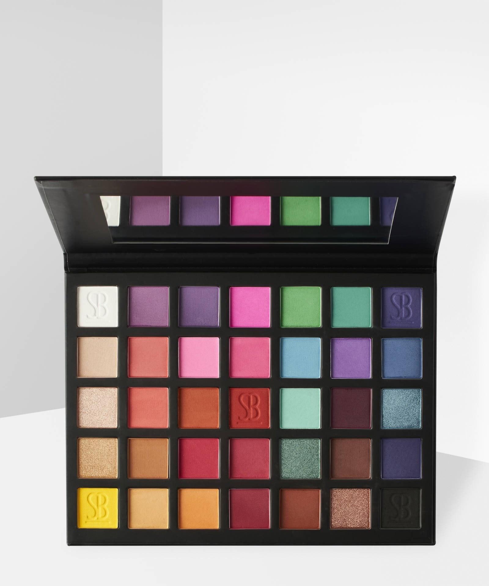 paradignm shift palette volume 2 - sample beauty palette.